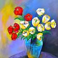 De Rosas Y Azucenas by Thelma Zambrano