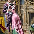 De Soto & Isabella, 1539 by Granger