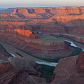 Dead Horse Point Panorama by Aaron Spong