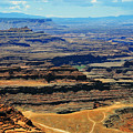 Dead Horse Point by Skip Hunt