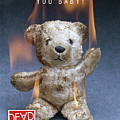 Dead Ted Burning by Tim Nyberg