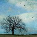 Dead Tree Still Lovely by Anna Louise