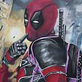 Deadpool by Jamie Bishop