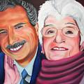 Dean And Frances by Dean Glorso