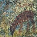 Dear Or Deer Being Hunted by Thomas Dudas