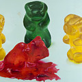 Death Of A Gummy Bear II by Josh Bernstein