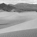 Death Valley Panoramic Sand Dunes by Adam Jewell