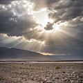 Death Valley Sun Burst by Travis Elder