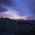 Death Valley Sunrise by Jim And Emily Bush