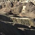 Death Valley Zabriskie Point by Gregory Dyer