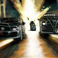 Deathrace by Alvin Goh