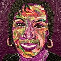 Deb A Self Portrait by Deborah Stanley