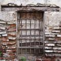 Decaying Wall And Window Antigua Guatemala 3 by Douglas Barnett