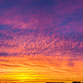 December Nebraska Sunset 004 by NebraskaSC