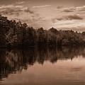 December River by Bob Orsillo