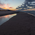 December Sunsets by Lee and Michael Beek