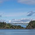Deception Pass Bridge by Ashlyn Gehrett