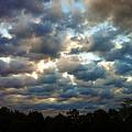 Deceptive Clouds by Cricket Hackmann