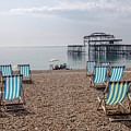 Deck Chairs by Barry Goble