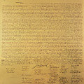 Declaration Of Independence by American School