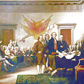 Declaration Of Independence by D Fessenden