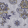Deco Flower Blue by JQ Licensing