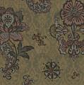 Deco Flower Brown by JQ Licensing