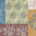 Deco Flower Patchwork 2 by JQ Licensing