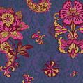 Deco Flower Purple by JQ Licensing