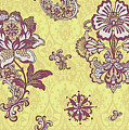 Deco Flower Yellow by JQ Licensing