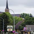 Decorah Iowa Photo Whippy Dip And First Lutheran Church by Kari Yearous