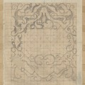 Decorative Design, Carel Adolph Lion Cachet, 1874 - 1945 Sv by Carel Adolph Lion Cachet