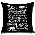 Decorative Square Throw Pillow Case Square by Emily Adam