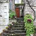 Decorative Stairway by Dave Mills