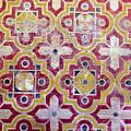 Decorative Tiles Islamic Motif  by Ami Siano