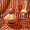 Decoy Still Life by Karen  Peterson