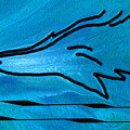 Deep Blue by Ben and Raisa Gertsberg