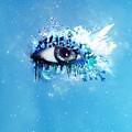 Deep Blue by Veronica Riga