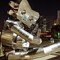 Deep Ellum Sculpture 070218 by Rospotte Photography