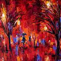 Deep Red by Debra Hurd