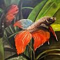 Deep Sea Fish by Usha Shantharam