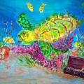 Deep Sea Treasures by Anne Sands