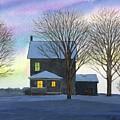 Deep Snow 2003 by Arthur Barnes