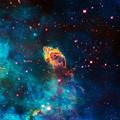 Deep Space Smoke by Jennifer Rondinelli Reilly - Fine Art Photography
