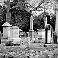 Deep Within Evergreen Cemetery by Joe Geraci