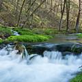 Deer Creek Ia 6 by John Brueske