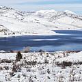 Deer Creek Reservoir by David Millenheft