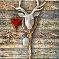 Deer Heart - Hirschherz by ARTSHOT  - Photographic Art