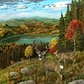 Deer Season by Mona Davis