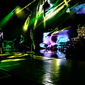 Def Leppard At Saratoga Springs 4 by David Patterson